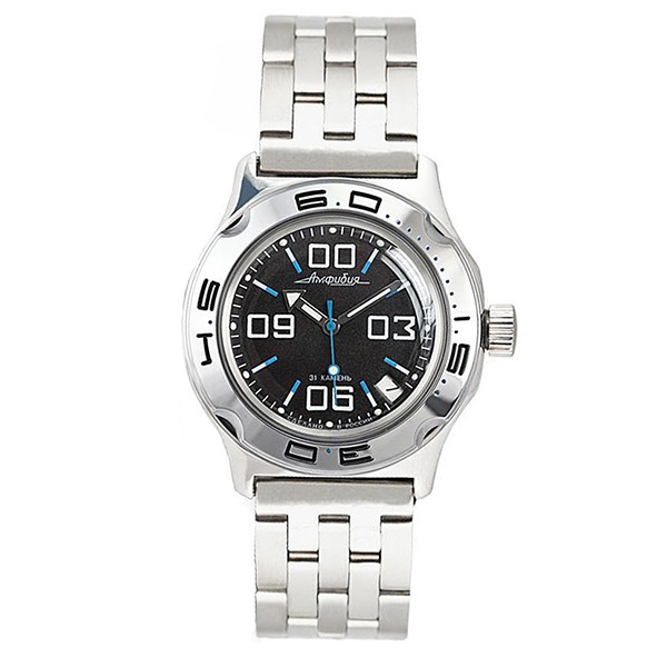 Vostok Amphibian Russian Military Diver's Automatic Men's Watch (100844)
