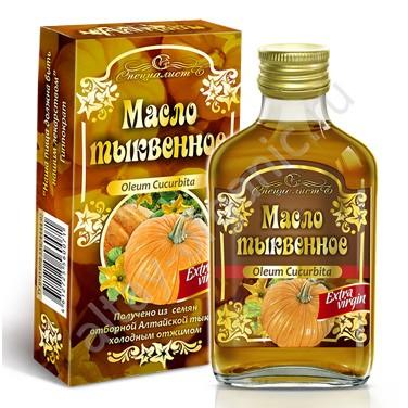 Pumpkin Oil, 3.38 oz/ 100 Ml Specialist