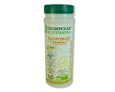 """""""Siberian Fiber""""- Healthy liver"""