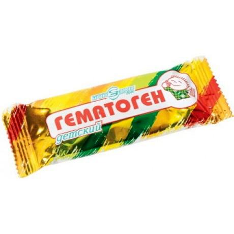 Classic Hematogen-ka, 1.46 oz / 40 g