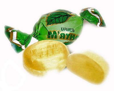 Caramel Mint