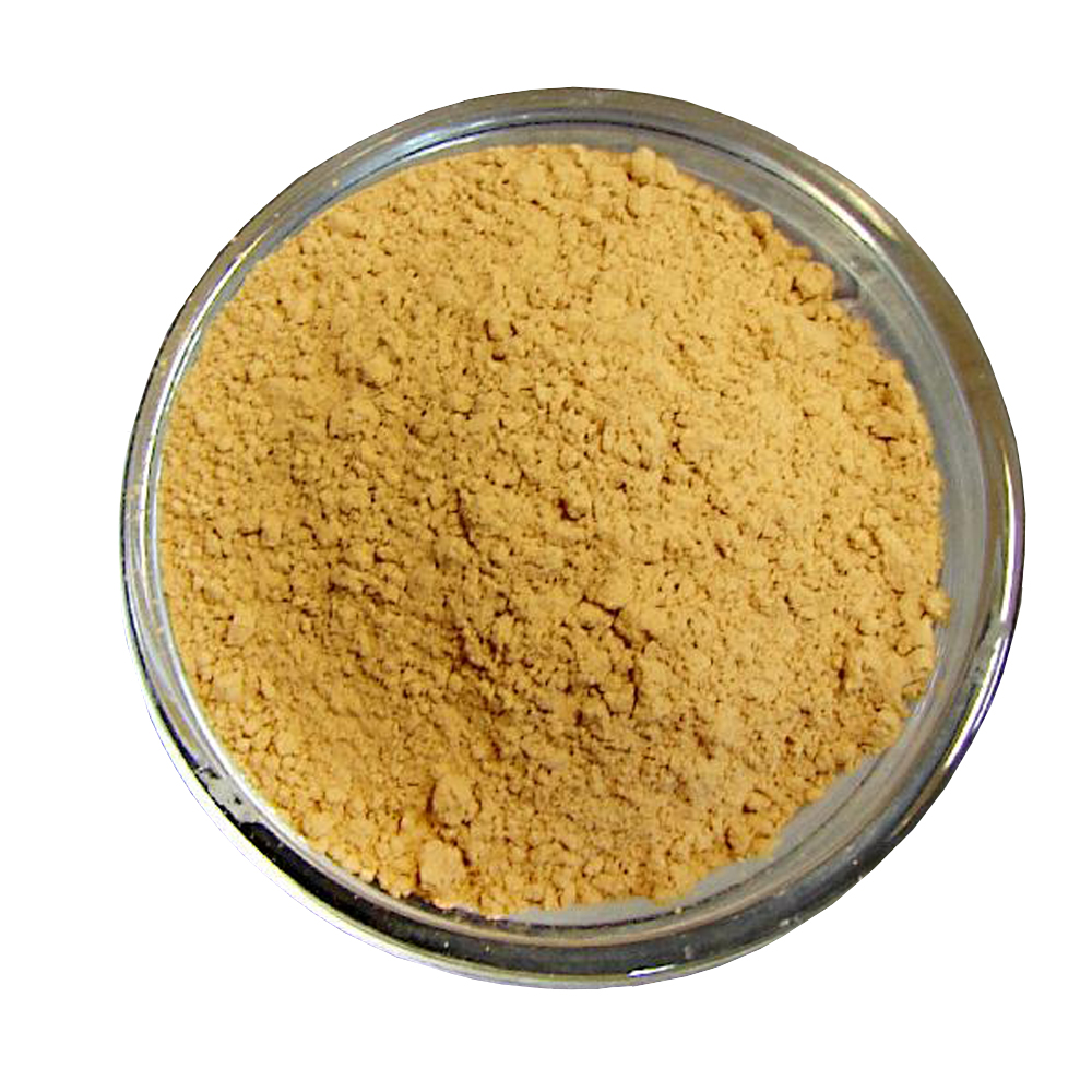 Cosmetic Yellow Clay