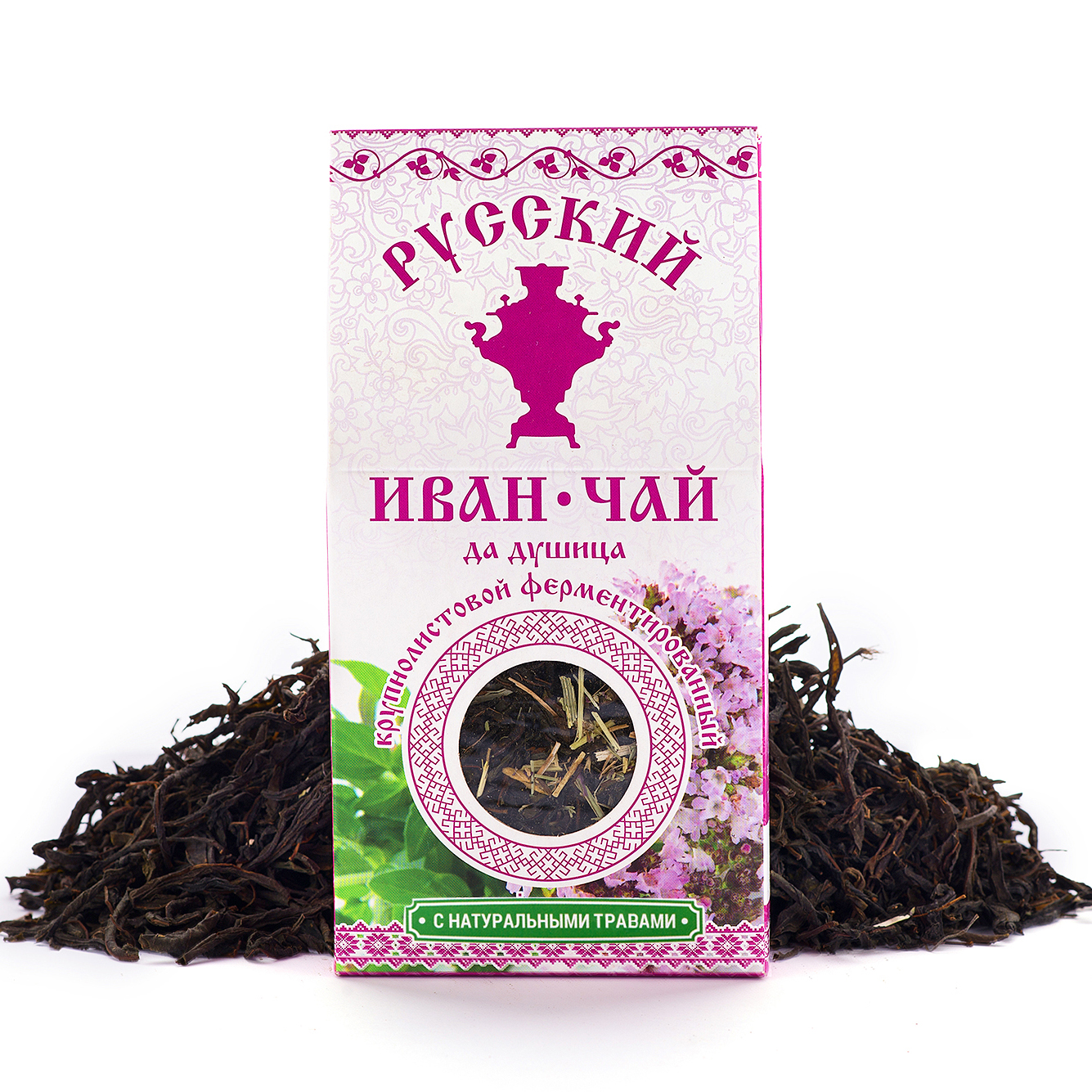 Ivan Tea with Oregano, 1.77 oz / 50 g