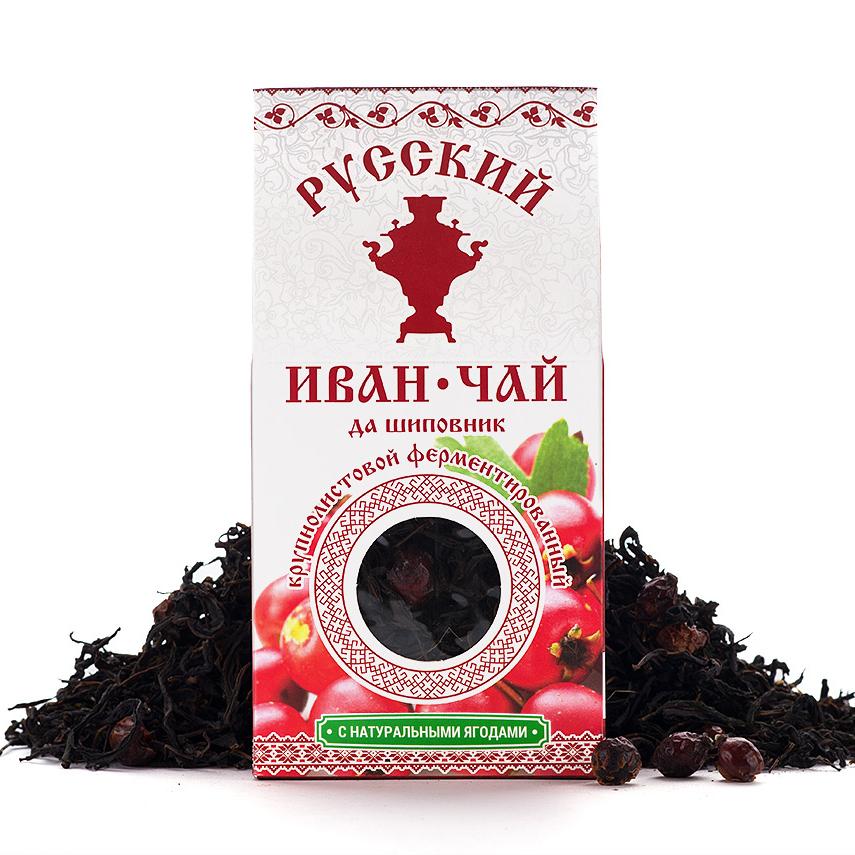 Ivan Tea with Rose Hip, 1.77 oz / 50 g