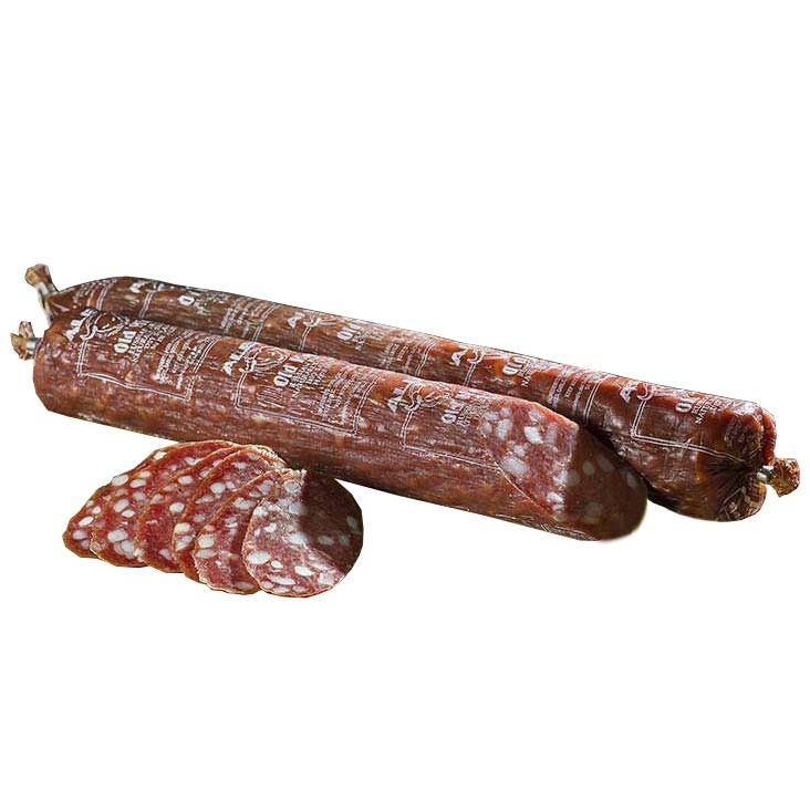 "Cold Smoke Dry Salami ""Old Kiev"", 1.5 lb"