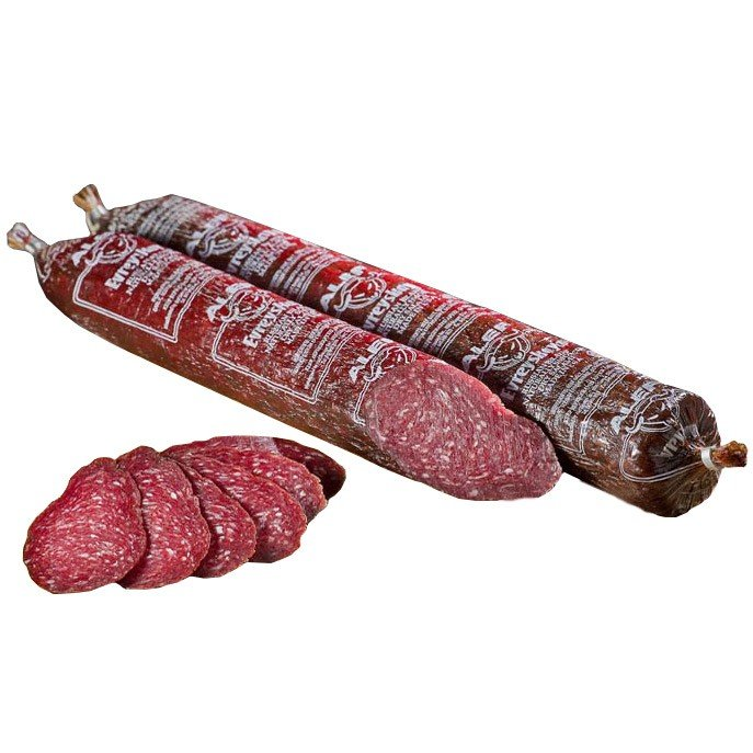 "Dry Salami ""Evreiskaya"""