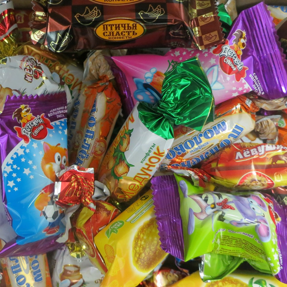 67.6 Kg To Lbs Top chocolate candy mixslavyanka factory, 1 lb / 0.44 kg