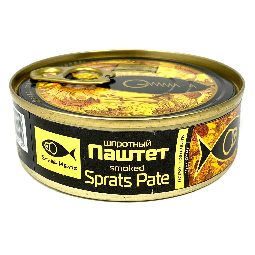Sprats Pate, 160 g