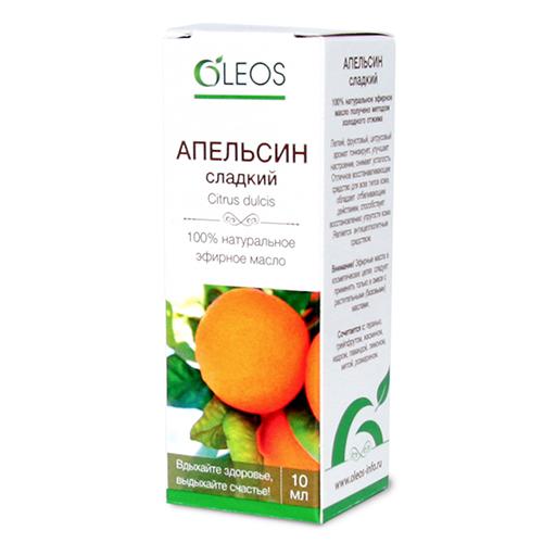 Orange Essential Oil, 0.3 oz/ 10 Ml