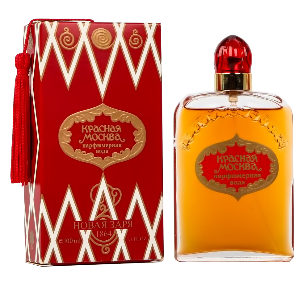 Perfume Water Red Moscow