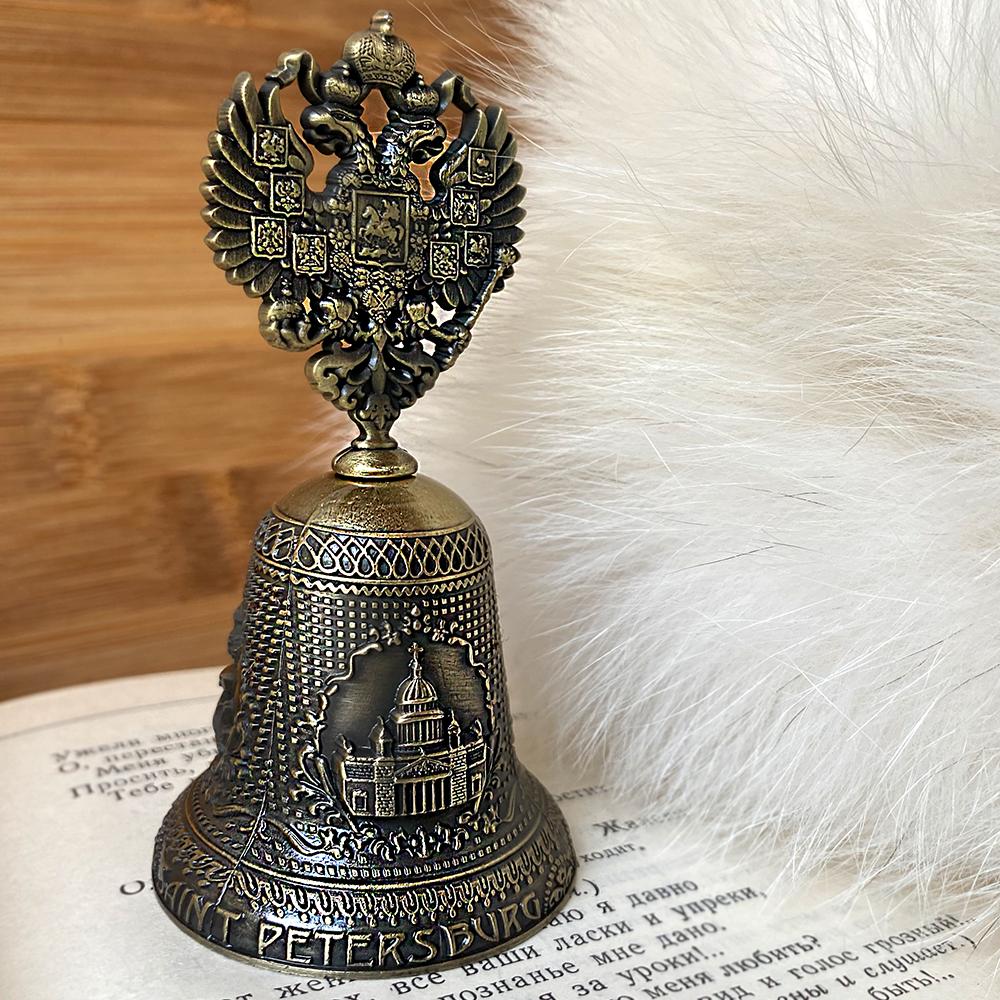 Russian Souvenir Bell