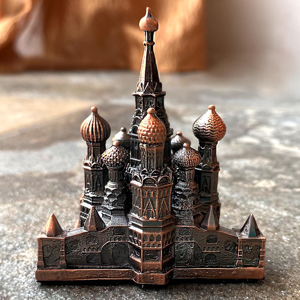 Russian Souvenir Figurine