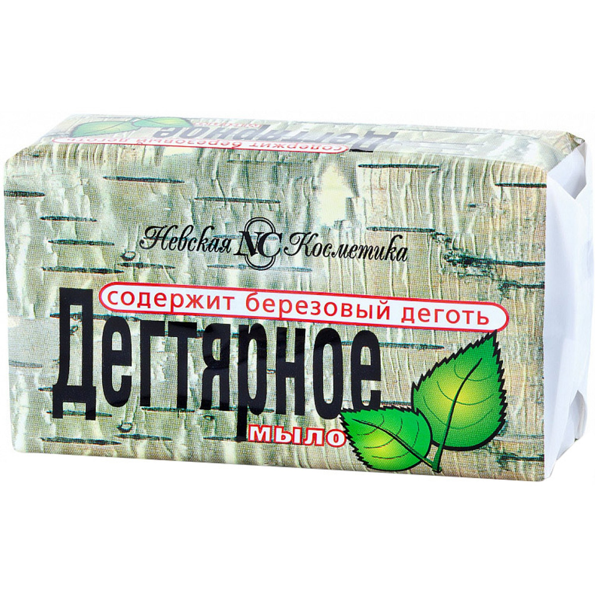 Birch Tar Soap, 3.52 oz/ 100 g