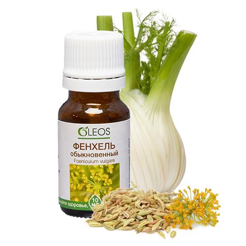 Fennel Essential Oil, 10 ml