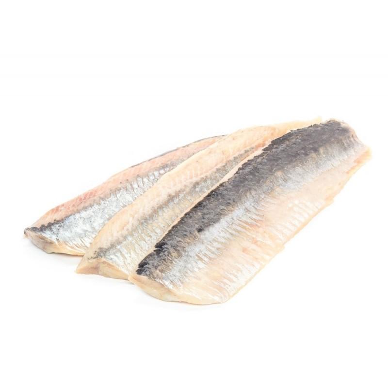 Herring Fillets in Oil Salted Ivaci,1.1 lb / 500 g