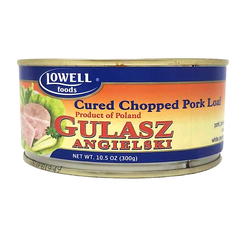 Cured Chopped Pork, Lowell, 0.66 lb/ 300 g