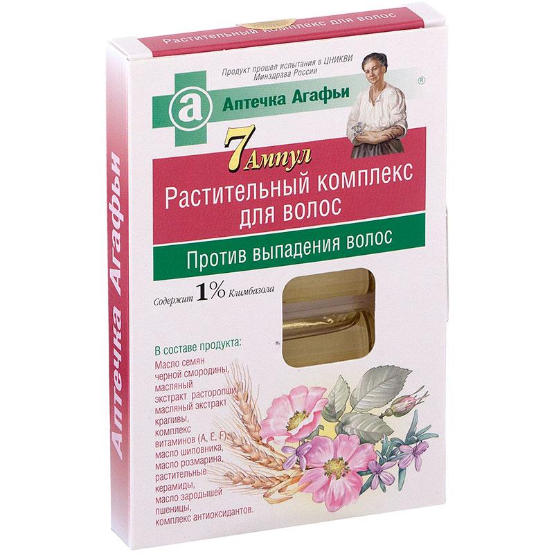 Herbal Complex against hair loss