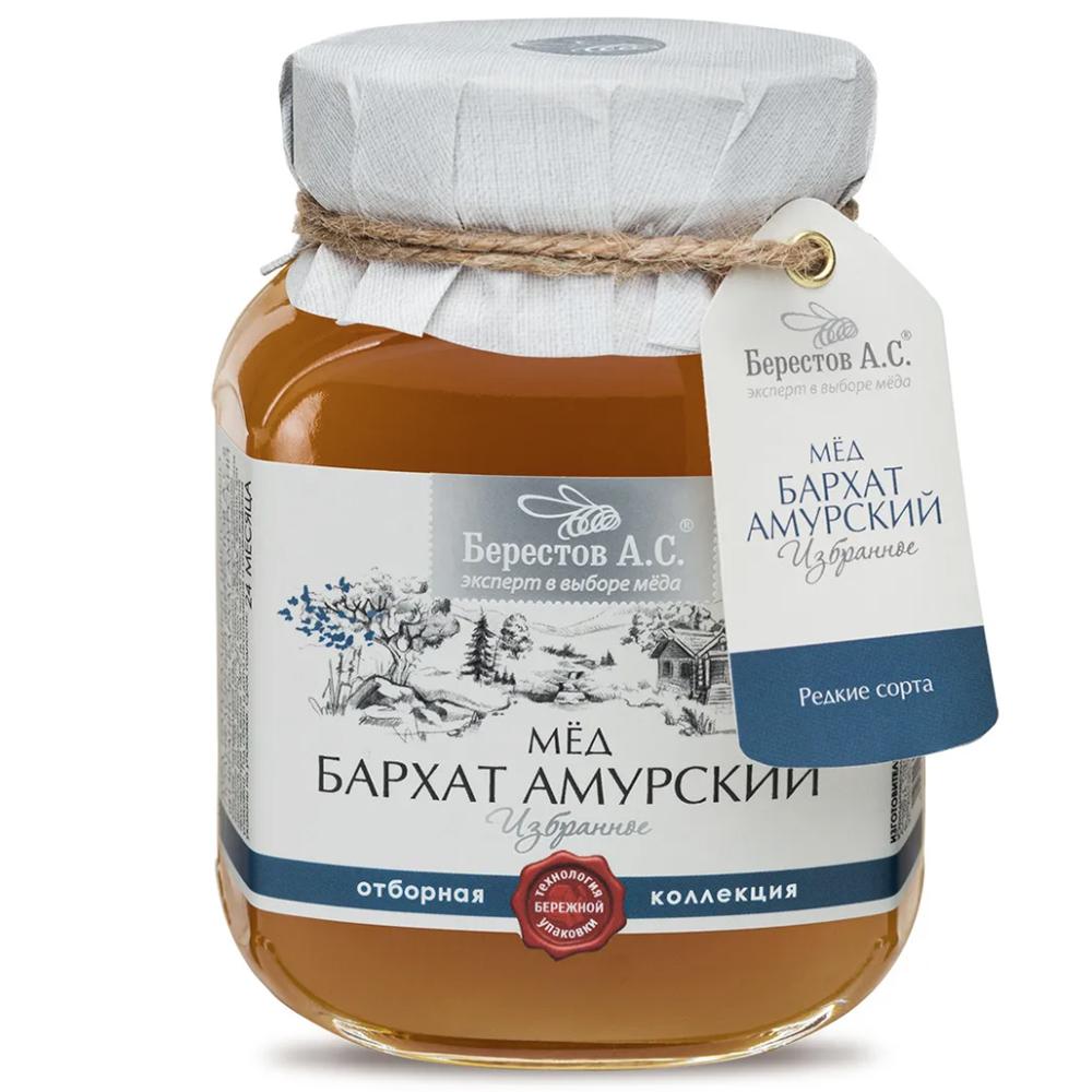 Natural Polyflor Amur Velvet (Amur Cork Tree) Honey, Favorites, Berestov A. S., 500g/ 1.1lb