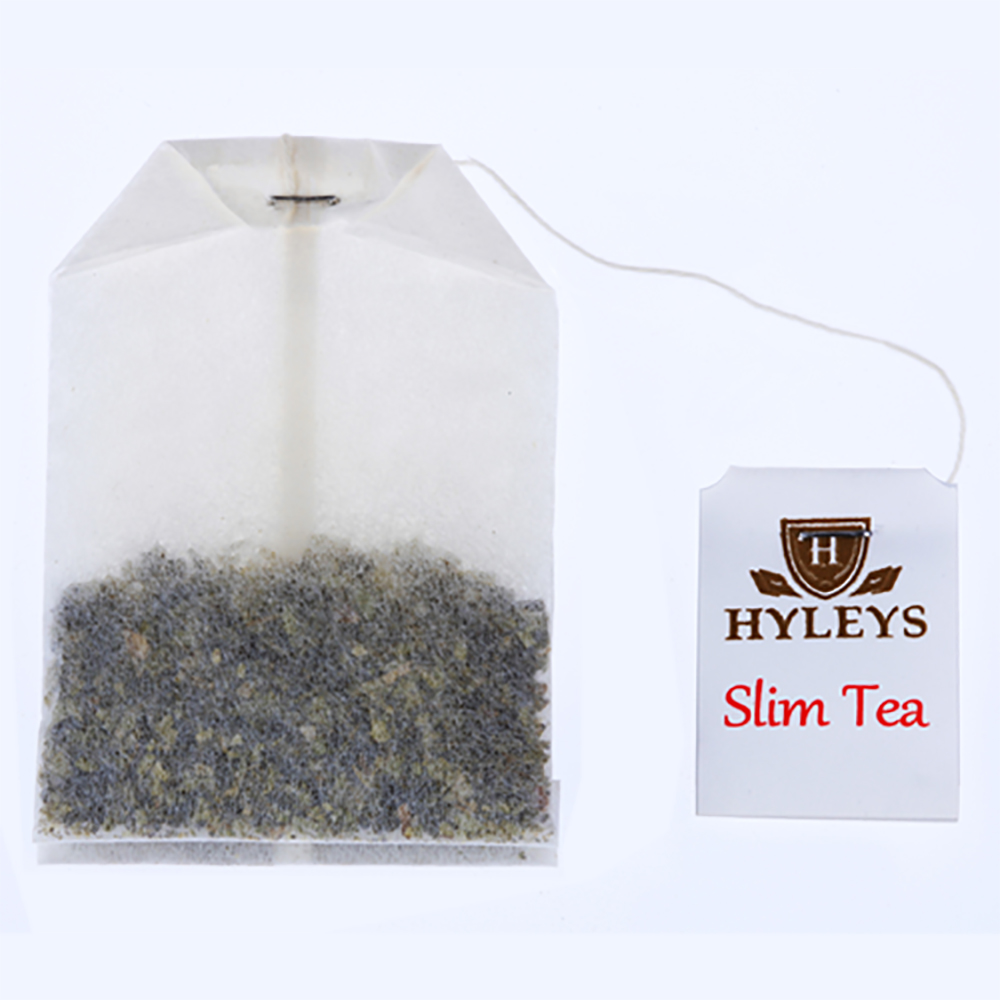 Slim Tea Blueberry Flavor, 25 foil envelope tea bags, 1.32 oz/ 40g