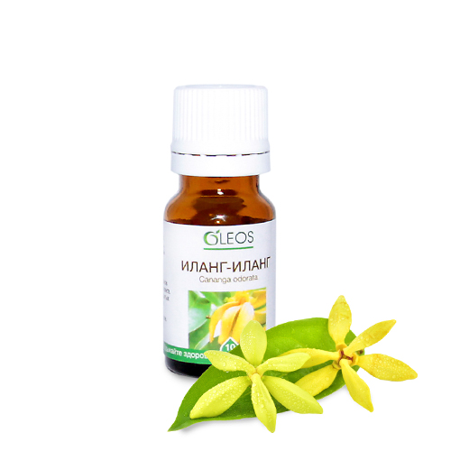 Cananga odorata Essential Oil by Ylang Ylang, 0.3oz