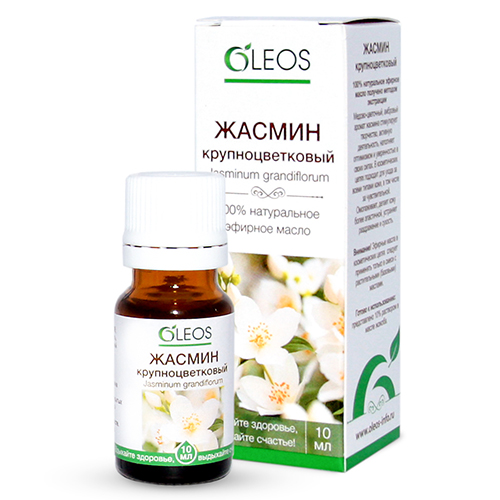 Jasmine Essential Oil, 0.3 oz/ 10 Ml
