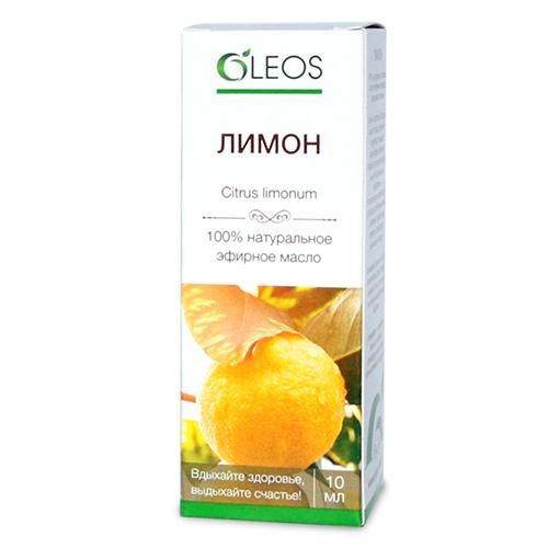 Lemon Essential Oil, 0.3 oz/ 10 Ml