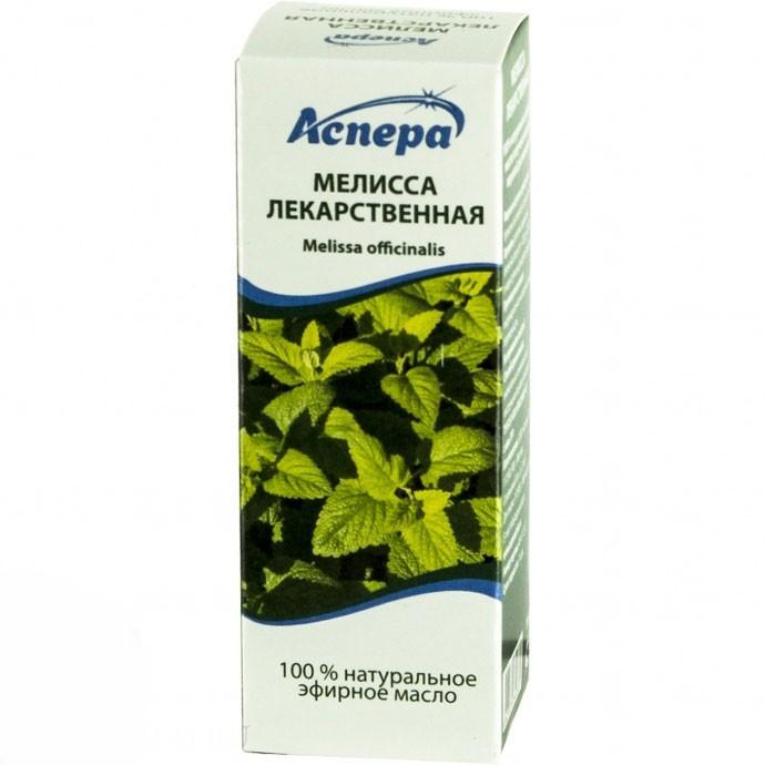 "100% Natural Mellissa Oil. ""Aspera"""