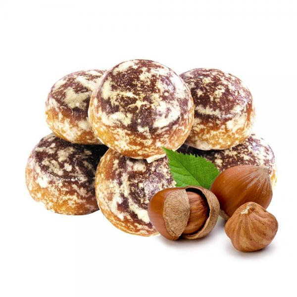 Gingerbread w/ Nuts, 17.5 oz / 500 g