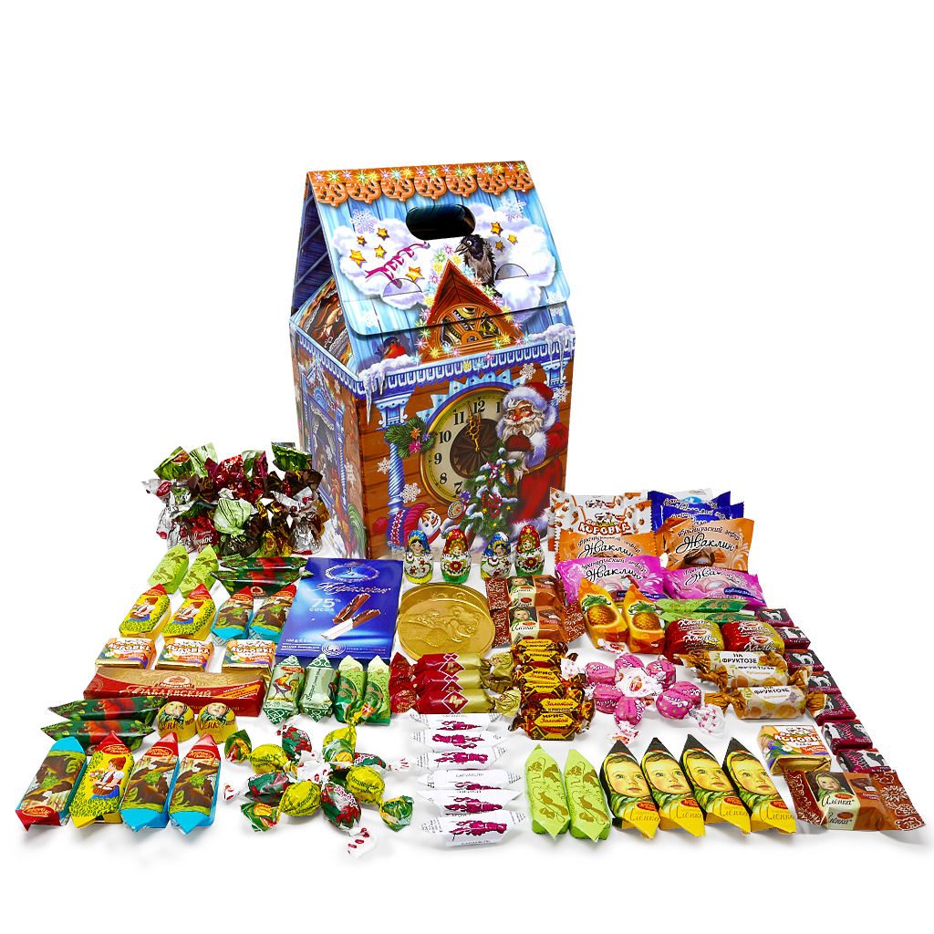 New Year's sweets mix