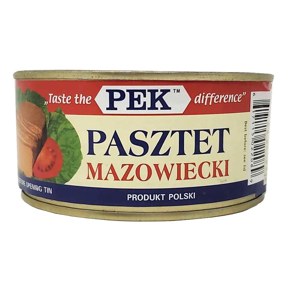 Pork Pate, PEK, 0.64 lb/ 290 g