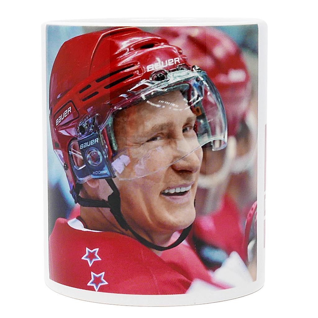 Mug Putin - RED MASHINE victory is ours