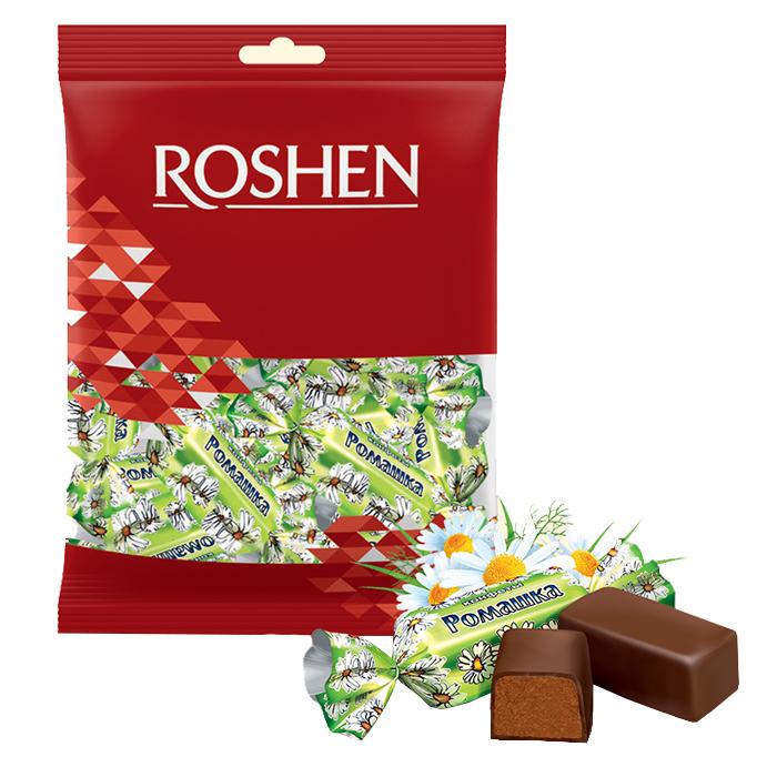 Candy Romashka Roshen
