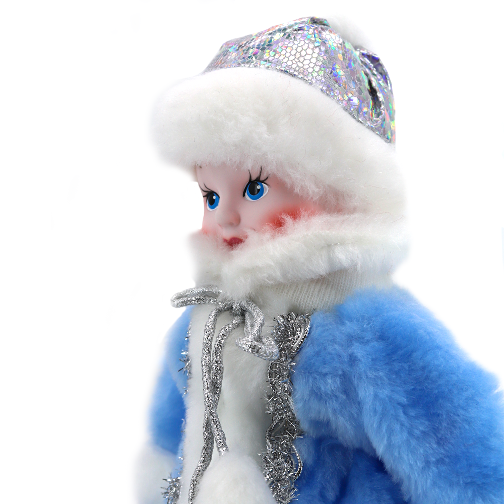 Exclusive Sweet Gift (Only Chocolate Candy Inside) Snegurochka, Doll, 680 g/ 1.5 lb