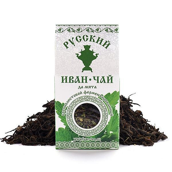Ivan Tea with Peppermint, 1.77 oz / 50 g