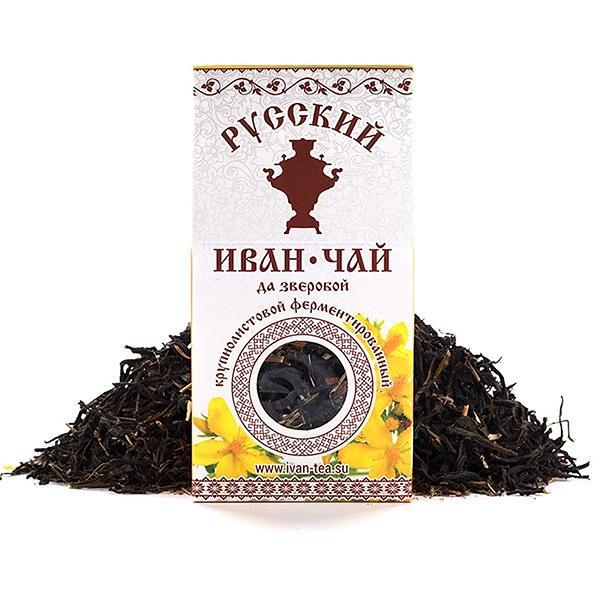 Ivan Tea with St. John's Wort, 1.77 oz / 50 g