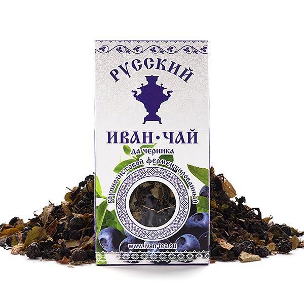 Ivan Tea with Blueberry, 1.77 oz / 50 g