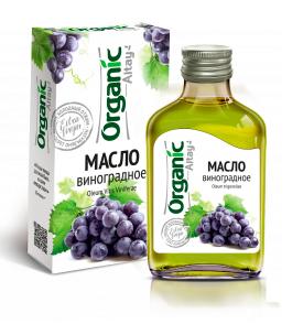 Grape Oil, Organic Altay, 3.4 fl oz / 100 ml