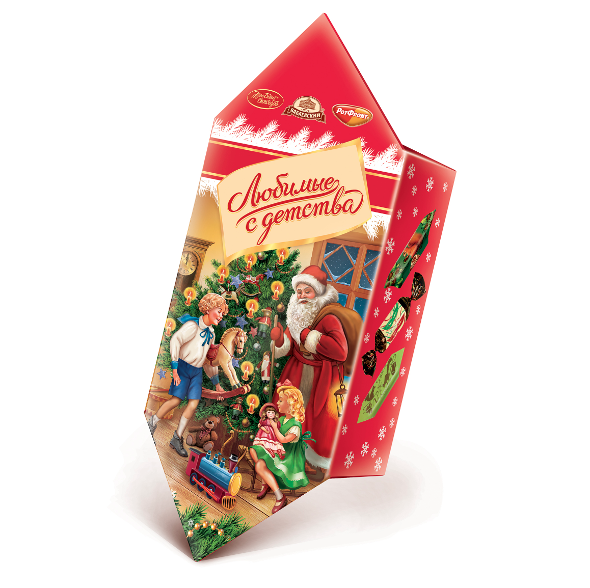 """Sweet New Year Gift """"Favorite since childhood"""" Candy, , 0.8 lb"""