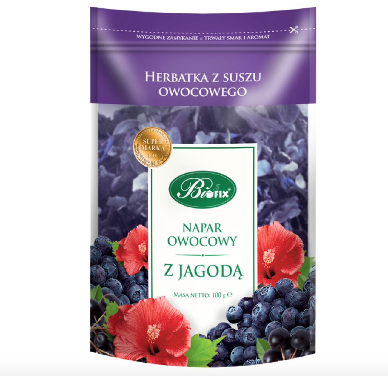 Tea Infusions Fruits Brew with Blueberries, 0.22 lb/ 100 g