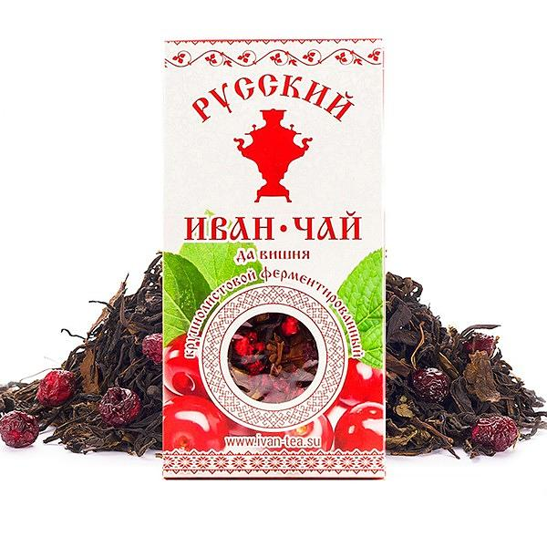 Ivan Tea with Dried Cherries, 1.77 oz / 50 g