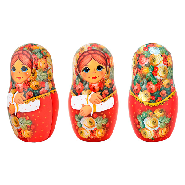 Tea Matryoshka With flowers, Sri Lanka 1.8 oz / 50 g