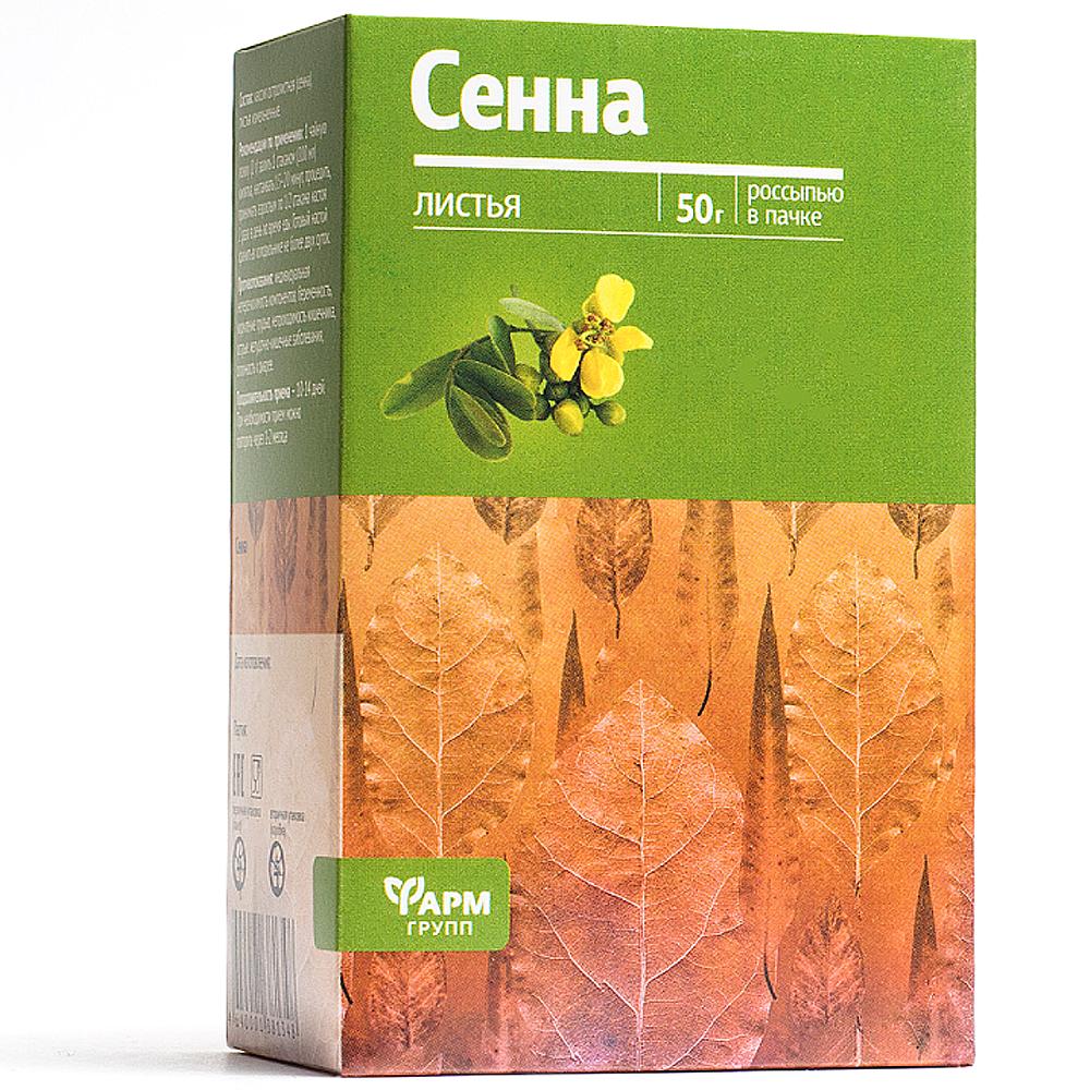 Senna Leaf, Farm Group, 1.76 oz/ 50 g