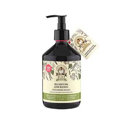 Restoring Birch Shampoo, 16.9 oz / 500 ml (100 Herbs)