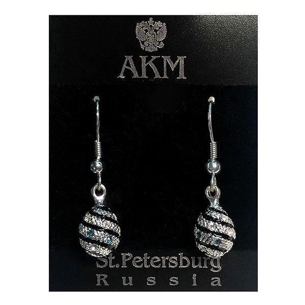 Russian Style Earrings Set