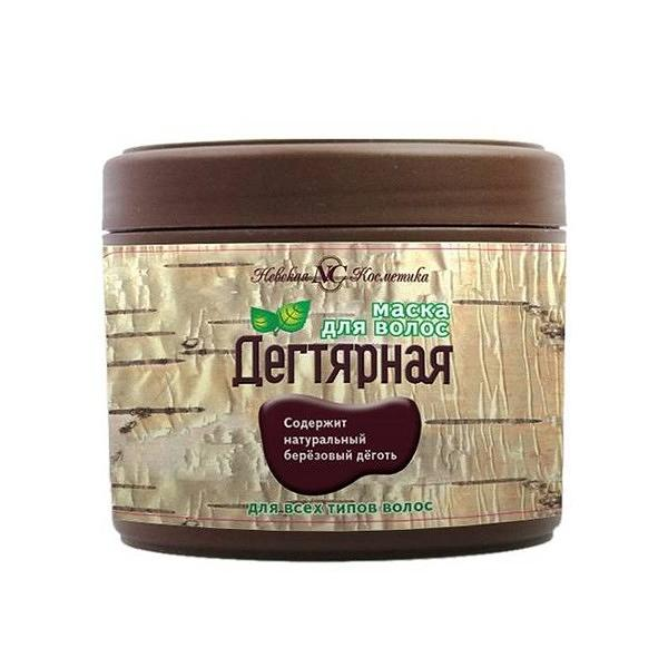 Hair Mask with Birch Tar for All Hair Types, 10.14 oz / 300 ml