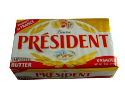 "Butter Bar ""President"""
