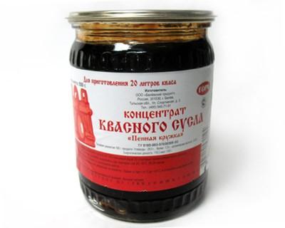Kvass Concentate, 19.39 oz / 550 g
