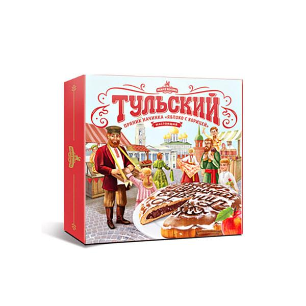 Tulskiy Gingerbread with Apple and Cinnamon Filling, 350 g / 12.54 oz