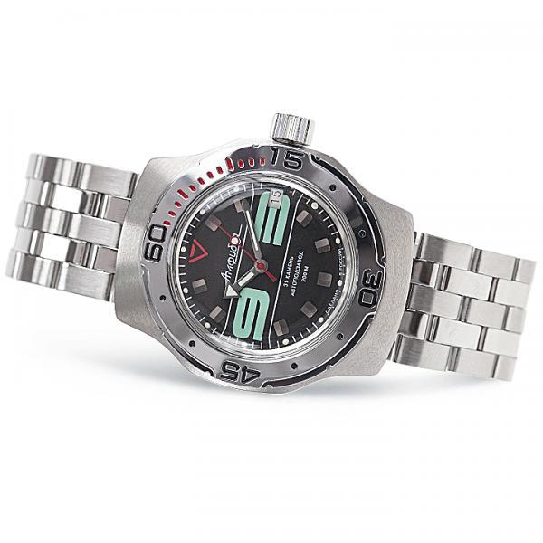 Vostok Amphibian Russian Military Diver's Mechanical Men's Watch (160559)