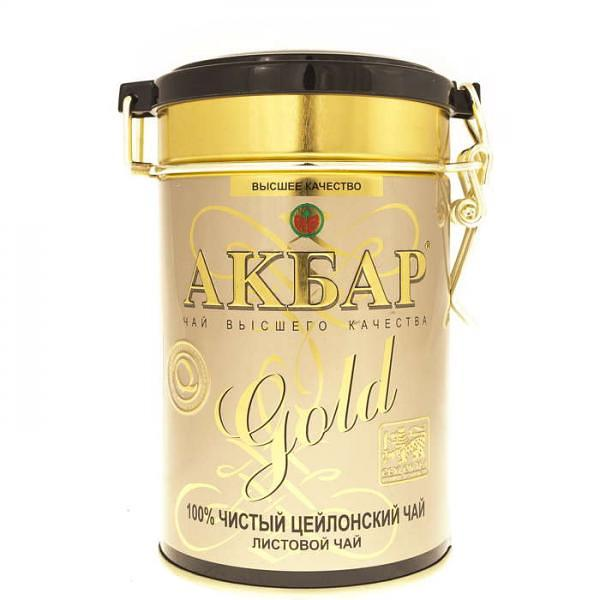 Akbar Gold Pure Ceylon Leaf Tea, 15.87 oz / 450 g